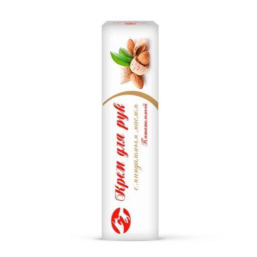 фото упаковки AlenMak Крем для рук с миндальным маслом Питательный