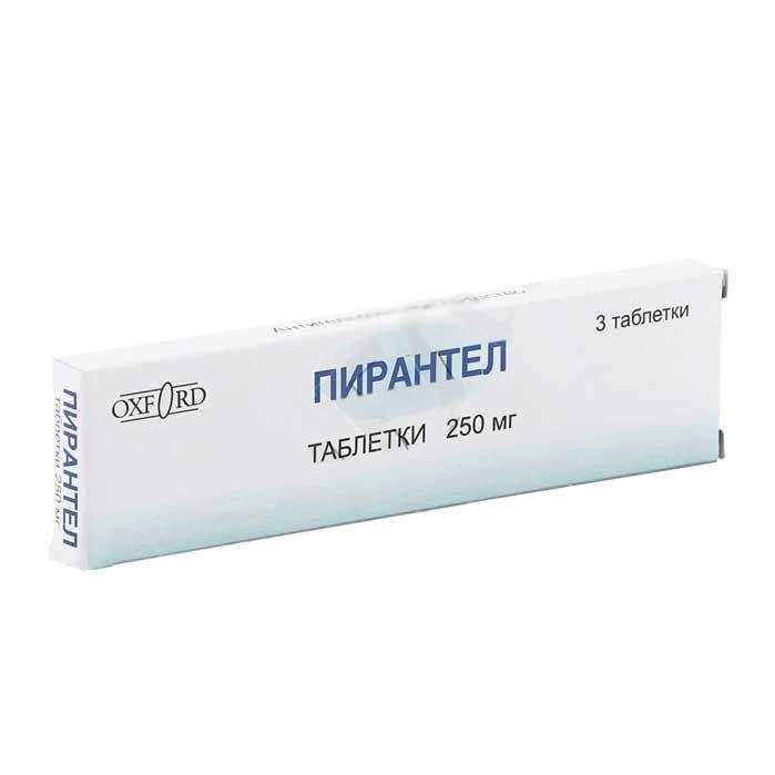 фото упаковки Пирантел