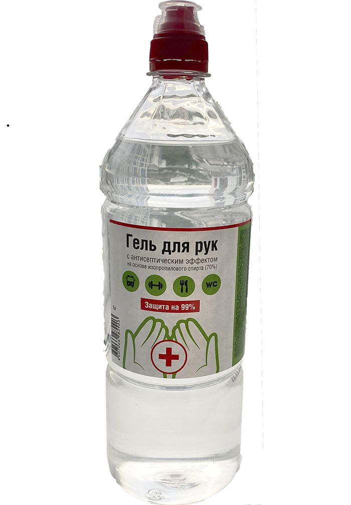 фото упаковки Теком Гель для рук с антисептическим эффектом