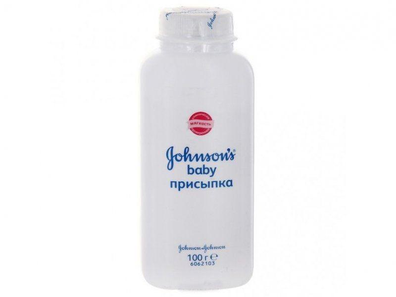 фото упаковки Johnson's Baby Присыпка детская