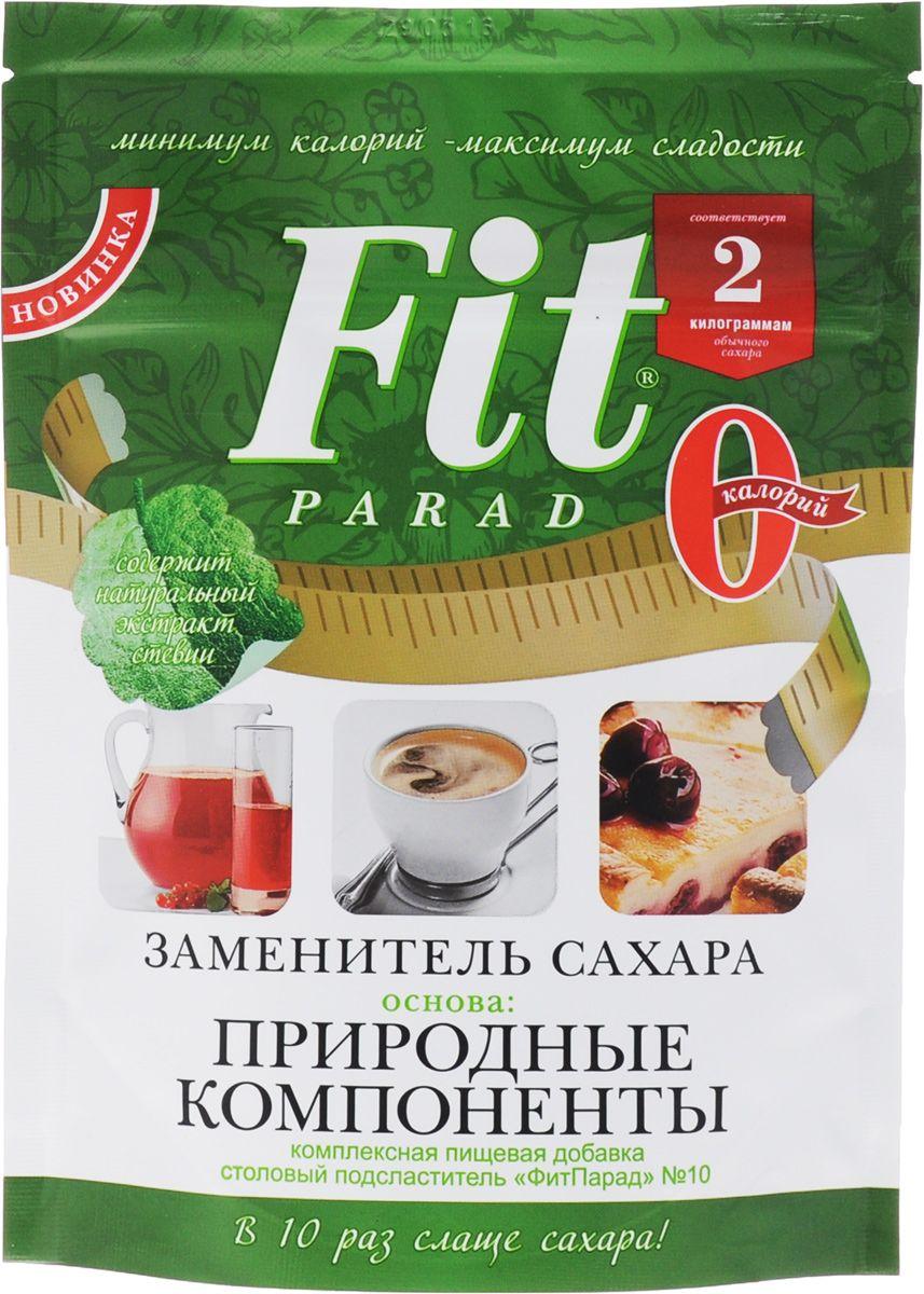 фото упаковки Fit Parad Заменитель сахара