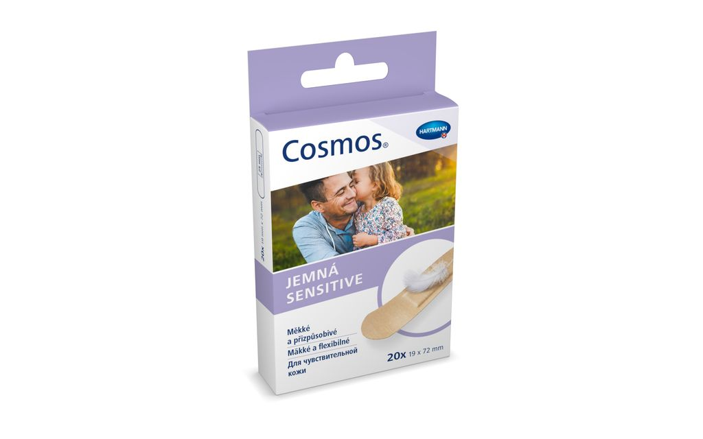 фото упаковки Cosmos Sensitive Пластырь