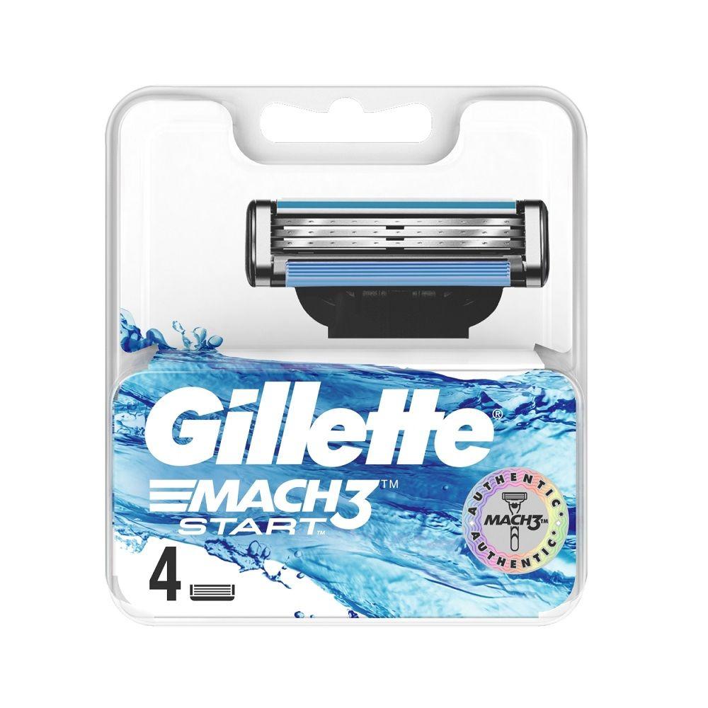 фото упаковки Gillette Mach 3 Start Кассеты