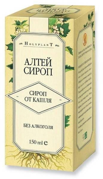 фото упаковки Алтей сироп