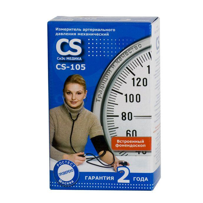 фото упаковки Тонометр механический CS Medica CS-105