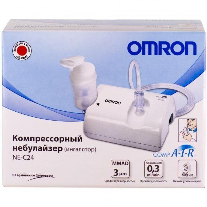фото упаковки Ингалятор Omron NE-C24
