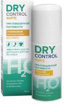 Dry Control Forte роликовый антиперспирант без спирта 20%, без спирта, 50 мл, 1шт.