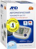 Тонометр автоматический AND UA-777, 1шт.