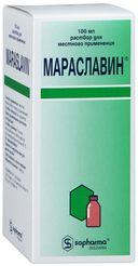 Мараславин, раствор для местного применения, 100 мл, 1шт.