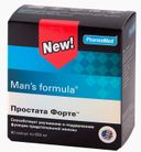 Man's formula Простата Форте, 650 мг, капсулы, 60шт.