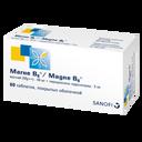 Магне B6, таблетки, покрытые пленочной оболочкой, 60шт.