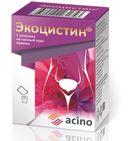 Экоцистин, 3 г, порошок гранулированный для приготовления раствора для приема внутрь, 20шт.