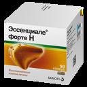 Эссенциале форте Н, 300 мг, капсулы, 90шт.
