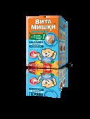 ВитаМишки Calcium + витамин D, 2500 мг, пастилки жевательные, ассорти, 60шт.