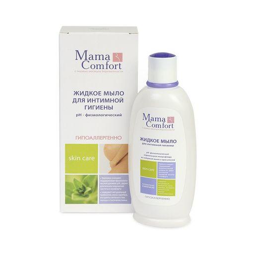 Mama Comfort Жидкое мыло для интимной гигиены, мыло жидкое, 250 мл, 1шт.