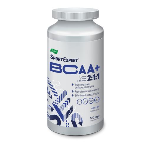 Спортэксперт БЦАА+, капсулы, 170шт.