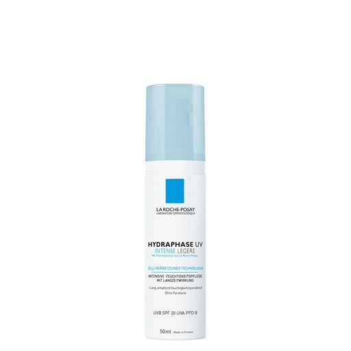 La Roche-Posay Hydraphase UV Intense Legere SPF20 увлажняющее средство, крем для лица, 50 мл, 1шт.