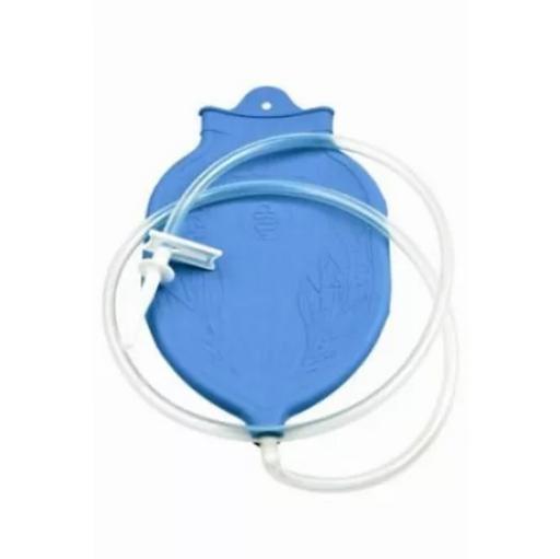 Кружка Эсмарха резиновая, №2, 1.5 л, 1шт.