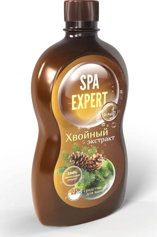 Dr Aqua Хвойный экстракт для ванн, экстракт жидкий, 600 мл, 1шт.