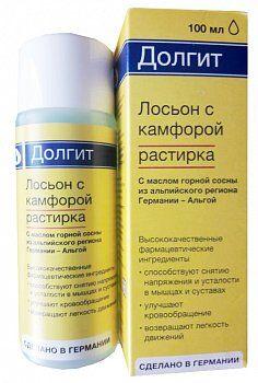 Долгит лосьон, жидкость для наружного применения, 100 мл, 1шт.