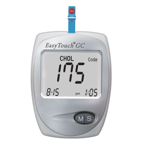 EasyTouch GС Анализатор крови биохимический глюкоза-холестерин, 1шт.