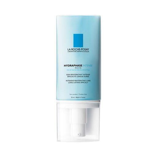 La Roche-Posay Hydraphase Intense Riche увлажняющее средство, для обезвоженной нормальной и сухой чувствительной кожи, 50 мл, 1шт.