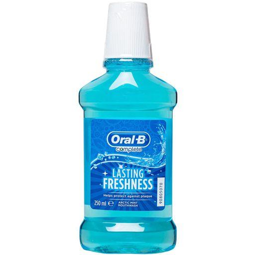 Oral-B Arctic Mint Ополаскиватель Арктическая мята, раствор для обработки полости рта, 250 мл, 1шт.