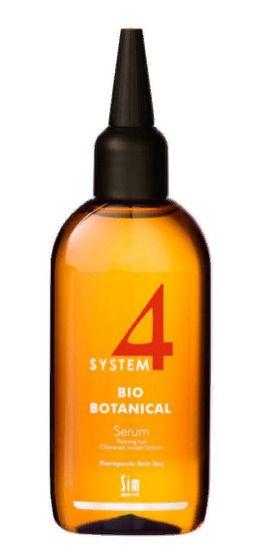 System 4 Биоботаническая сыворотка против выпадения волос, сыворотка, 100 мл, 1шт.
