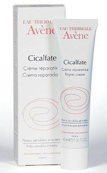 Avene Cicalfate крем восстанавливающий целостность кожи, крем, 40 мл, 1шт.