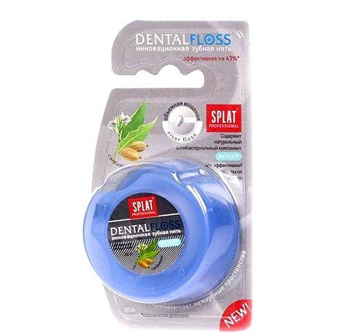 Splat Professional Зубная нить, 30 м, нити зубные, с ароматом кардамона, 1шт.