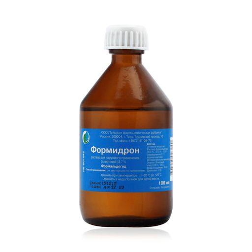 Формидрон, раствор для наружного применения спиртовой, 100 мл, 1шт.