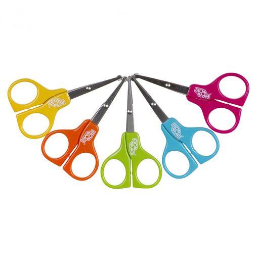 Пома ножницы детские безопасные, цветные, в ассортименте, 1шт.