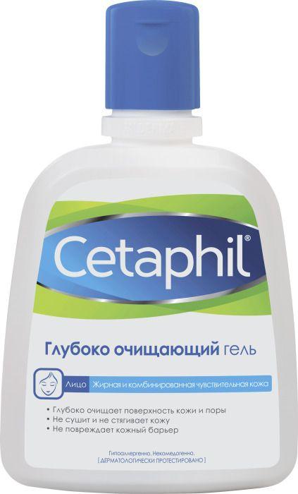 Cetaphil гель глубоко очищающий, гель, 235 мл, 1шт.