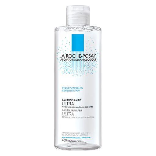 La Roche-Posay Ultra sensitive мицеллярная вода, мицеллярная вода, для чувствительной кожи, 400 мл, 1шт.