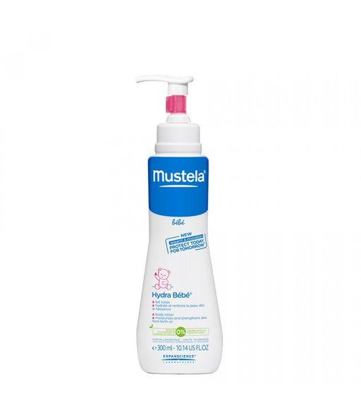 Mustela Hydra-Bebe крем для тела увлажняющий детский, крем для детей, 300 мл, 1шт.