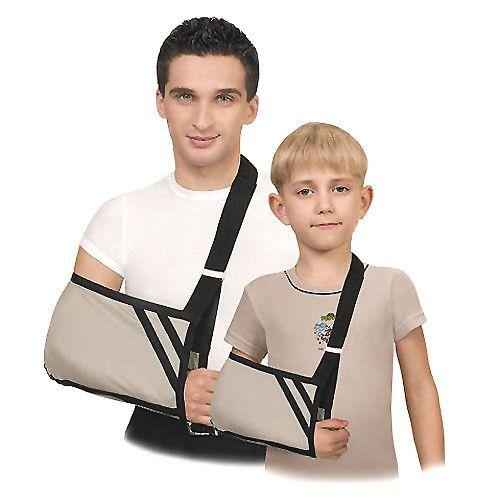 Повязка медицинская поддерживающая ELAST для фиксации руки, мод 0110, размер 1 (26-32см), детский (ая), 1шт.
