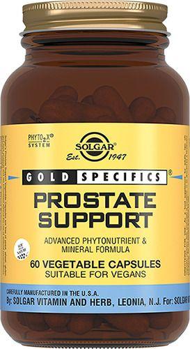 Solgar Простата плюс, капсулы, 60шт.