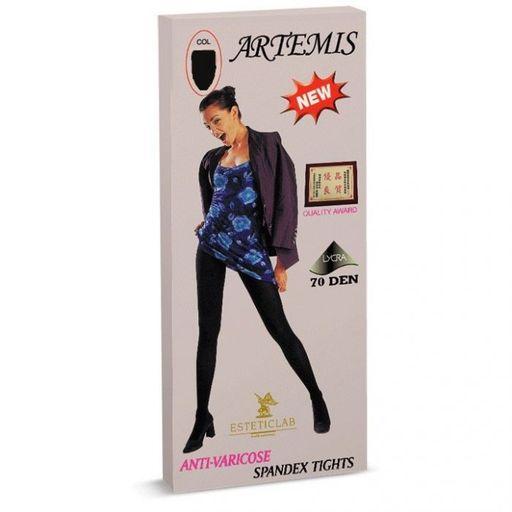 Artemis колготки антиварикозные, 70 DEN (черные), 1шт.
