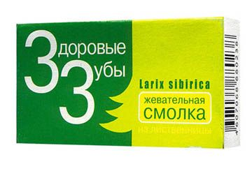 Siblarix Здоровые зубы Жевательная смолка, 1 г, таблетки, 10шт.