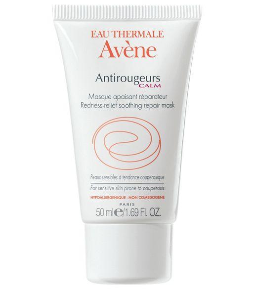 Avene Antirougeurs маска от покраснений, маска для лица, 50 мл, 1шт.