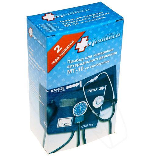 Тонометр механический Meditech МТ-10, 1шт.
