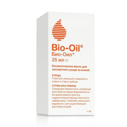 Bio-Oil, масло косметическое, 25 мл, 1шт.