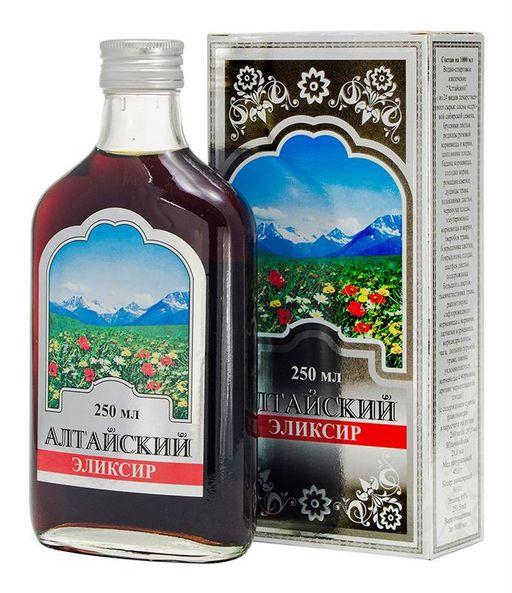 Алтайский эликсир, эликсир, 250 мл, 1шт.