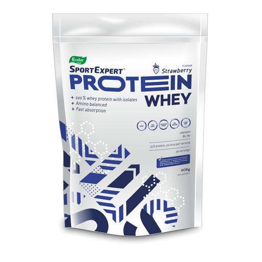 Спортэксперт Сывороточный протеин, порошок, 908 г, 1шт.