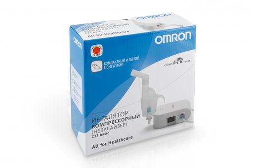 Ингалятор Omron C21 Basic компрессорный, 1шт.