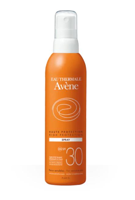 Avene солнцезащитный спрей SPF30, спрей, 200 мл, 1шт.
