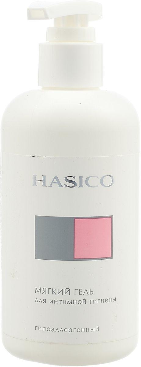 Hasico Гель мягкий для интимной гигиены, гель, 250 мл, 1шт.
