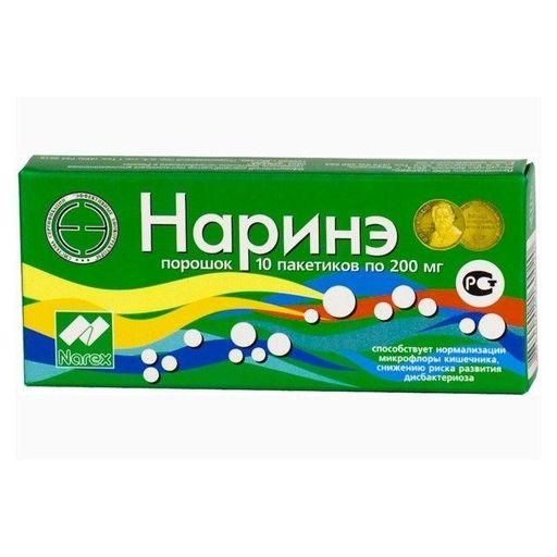 Наринэ, порошок, 200 мг, 10шт.