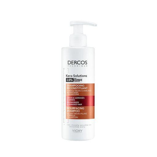 Vichy Dercos Kera-Solutions Реконструирующий шампунь, шампунь, 250 мл, 1шт.