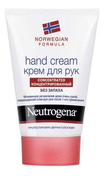 Neutrogena Норвежская формула Крем для рук, крем для рук, без аромата, 50 мл, 1шт.